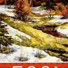 Spring Landscape by River - 500 Piece Jigsaw Puzzle