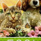 Kitten & Puppy - 500 Piece Jigsaw Puzzle