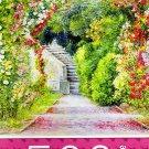 Flower Garden - 500 Piece Jigsaw Puzzle