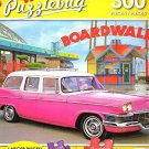 Pink 1958 Studebaker by the Boardwalk - 300 Large Pieces Jigsaw Puzzle - Puzzlebug - p 003