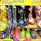 Cute and Colorful Rubber Boots - 300 Pieces Jigsaw Puzzle - Puzzlebug - p 003