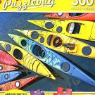 Colorful Sea Kayaks - 300 Pieces Jigsaw Puzzle - Puzzlebug - p 003
