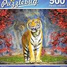 Tiger Portrait - 500 Piece Jigsaw Puzzle - Puzzlebug - p 001