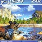 Yosemite National Park, CA - 500 Piece Jigsaw Puzzle - Puzzlebug - p 004