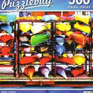 Kayaks on Shelves - 500 Piece Jigsaw Puzzle - Puzzlebug - p 005