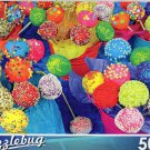 Colorful Party Cake Props - 500 Piece Jigsaw Puzzle - Puzzlebug