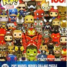 Pop - Marvel Heroes Collage Puzzle - 100 pieces Jigsaw Puzzle - v1