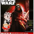 Star Wars The Force Awakens Puzzle - Kylo Ren with Stormtroopers - 100 piece