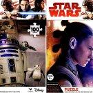 Disney Star Wars 100 pieces Jigsaw Puzzle - (Set of 2 Jigsaw Puzzle) - v2