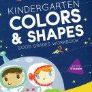 Educational Workbooks - Kindergarten - Colors & Shapes - v3