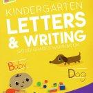 Educational Workbooks - Kindergarten - Letters & Writing - v3
