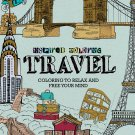 Travel Inspired Coloring