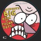 Benson's Big Book of Freak-Outs (Regular Show)
