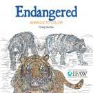 Endangered: Animals to Color