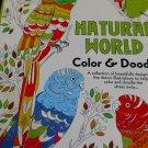Natural World Color & Doodle