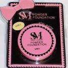 Smoke & Mirrors Stay Matte Powder Foundation, Ivory