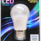 LED Dimmable 60W Equivalent Daylight A15 7W 5000K Bulb
