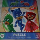 PJ Masks Jigsaw Puzzle - 24 piece puzzle - It's Time to Be a Hero!