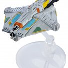 Hot Wheels Star Wars Rogue One Starship Vehicle, Ghost (Rebels)