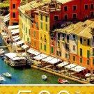 Portofino, Italy - 500 Piece Jigsaw Puzzle - p 005
