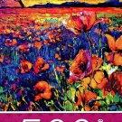 Poppy Field - 500 Piece Jigsaw Puzzle - p 005