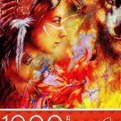 Woman and Wolf - 1000 Piece Jigsaw Puzzle - p 007