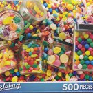 Puzzlebug 500 Piece Jigsaw Puzzle ~ Candies Galore! by Puzzlebug