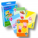 Card Games for Kids (Peppa Pig Jumbo Playing Cards)