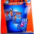 Rusty Rivets Jumbo Playing Cards