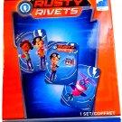 Rusty Rivets Jumbo Playing Cards