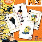 Minions Despicable Me 3 - Jumbo Playing Cards