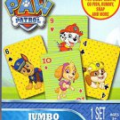 Nickelodeon PAW Patrol - Jumbo Playing Cards