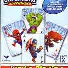 Marvel Super Hero Adventures - Jumbo Playing Cards