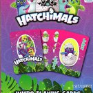 Hatchimals - Jumbo Playing Cards - Classic card games