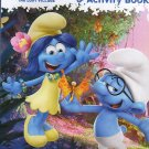 The Smurfs Jumbo Coloring and Activity Book - Smurffastic