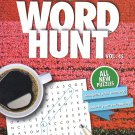 Large Print Word Hunt - All New Puzzles - (2018) - Vol.45