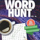 Large Print Word Hunt - All New Puzzles - (2018) - Vol.46