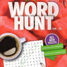 Large Print Word Hunt - All New Puzzles - (2018) - Vol.50