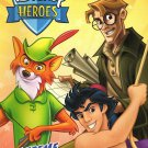 Disney Heroes Big Fun Book to Color - Extreme Rescue