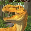 Dinosaur - Coloring and Activity Book - v2