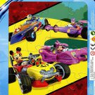 Disney Junior - Mickey and the Roadster - 16 Pieces Jigsaw Puzzle - v1