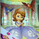 Disney - Sofia the First - 24 Pieces Foil Jigsaw Puzzle - v1