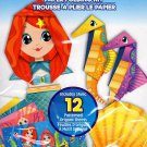 Beginners Origami Paper Folding Kit - YouTube Ready Video Instructions - Mermaids & Friends