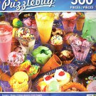 Scoops 'n Shakes - 500 Piece Jigsaw Puzzle - Puzzlebug - p 004