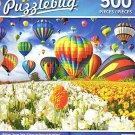 Balloon Flower Field - 500 Piece Jigsaw Puzzle - Puzzlebug - p 004