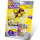 Crayola Color Alive Action Coloring Pages - Enchanted Forest