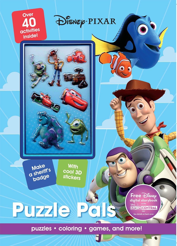Disney Pixar Puzzle Pals