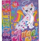 Lisa Frank Angel Kitty 48 Piece Jigsaw Puzzle by Lisa Frank