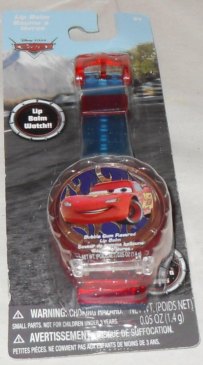 Disney Pixar Cars Lip Balm Watch.
