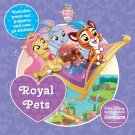 Disney Whisker Haven: Royal Pets (8 X 8 Activity & Sticker Book)